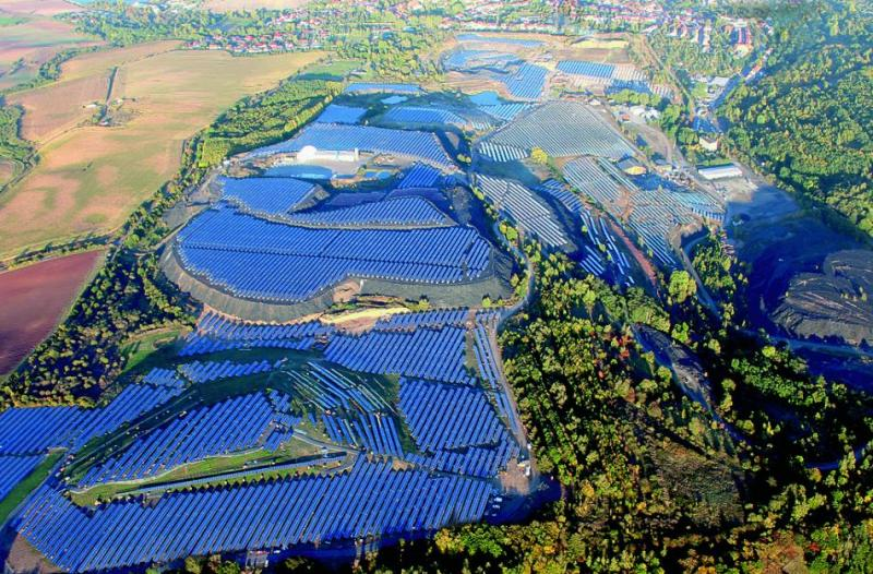 Solar power in Germany – output, business & perspectives   Clean