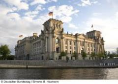 Reichstag, home of the German Bundestag (c) Deutscher Bundestag / Simone M. Neumann