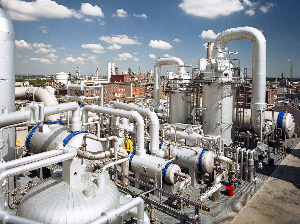 The chemical industry will need massive investments to decarbonise. Photo: BASF
