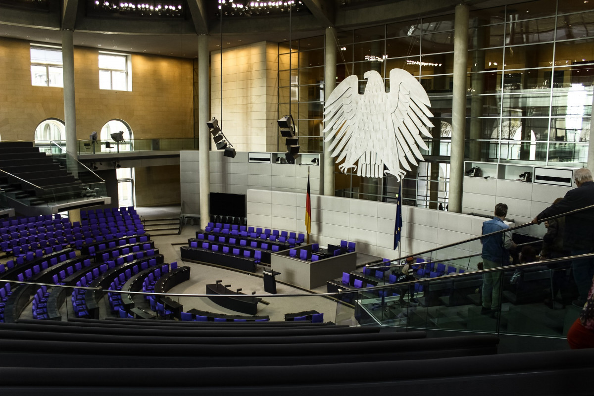 Germany's parliament, the Bundestag. Photo: Pixabay