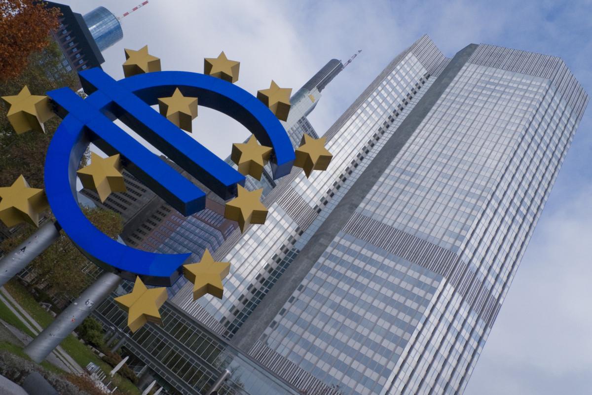 The Eurotower in Frankfurt am Main. Photo: European Central Bank
