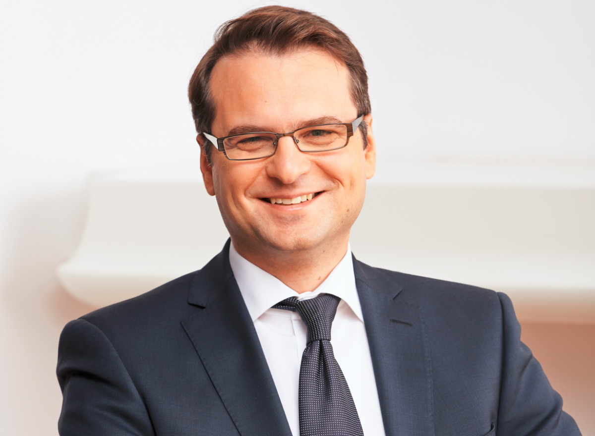 Andreas Feicht became Germany's state secretary for energy in February 2019. Photo -  WSW Wuppertaler Stadtwerke GmbH