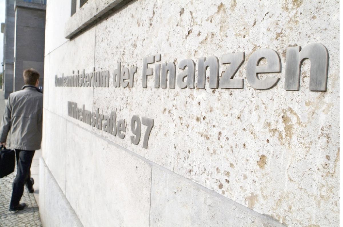 Germany's finance ministry BMF. Photo: Hendel