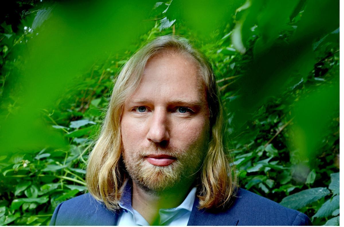 Anton Hofreiter, chairman of the German Greens' parliamentary group