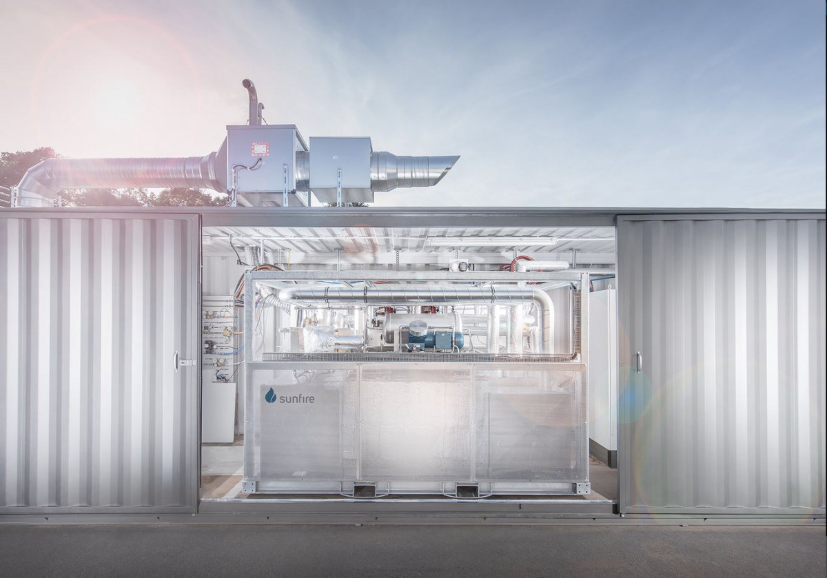 German hydrogen strategy aims for global leadership in energy transition