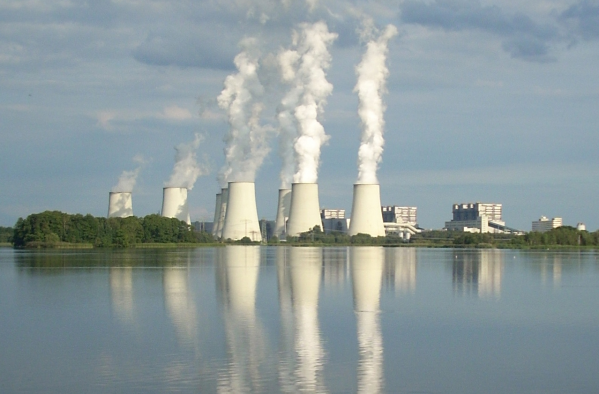 Jänschwalde plant in eastern Germany: the country's lignite capacity will be reduced to 15 GW by 2022. Photo: RaBoE / wiki