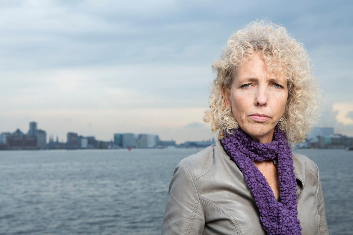 Jennifer Morgan is Executive Director of Greenpeace International. Photo: © Bas Beentjes / Greenpeace.