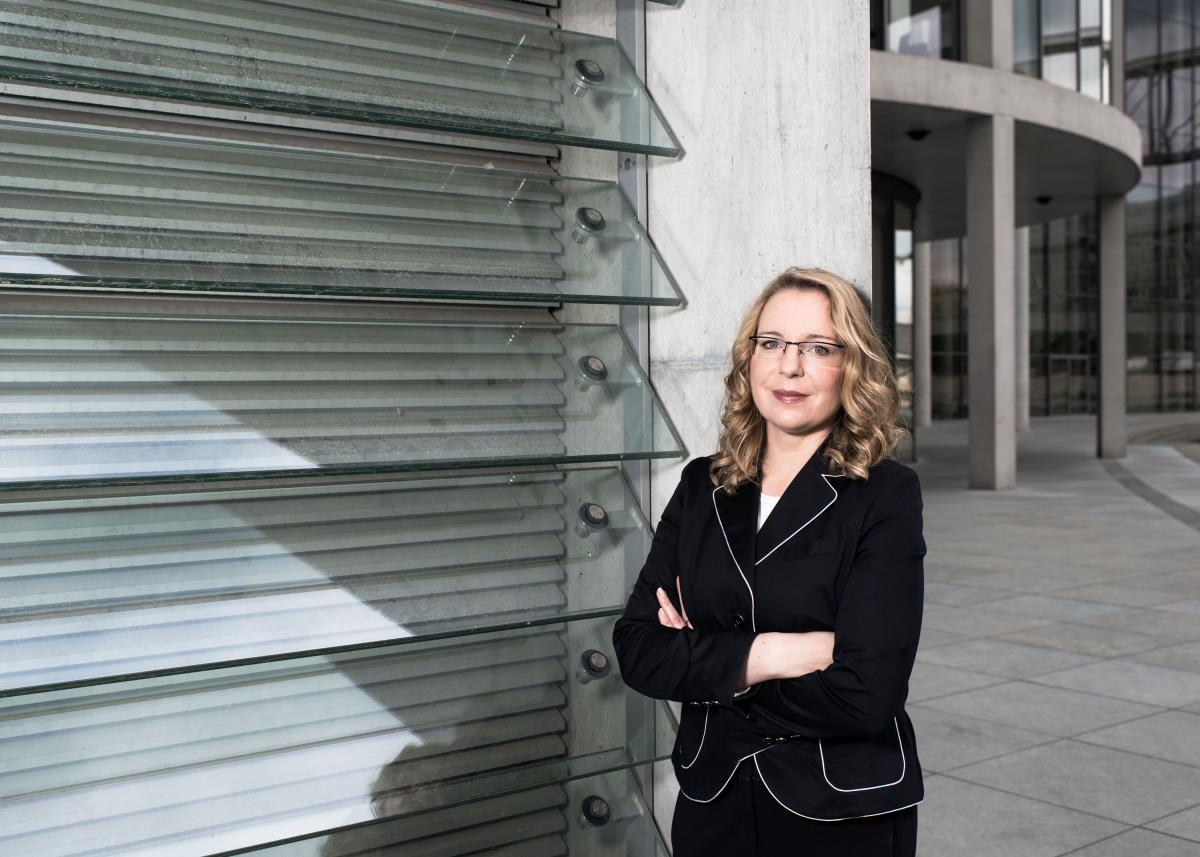 Claudia Kemfert is an energy economist at the German Institute for Economic Research (DIW). Photo: Uwe Aufderheide