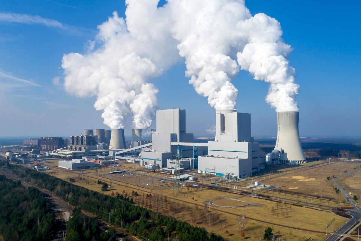 Coal plant Boxberg in Lusatia, a mining region that straddles the states Brandenburg and Saxony. Photo: LEAG