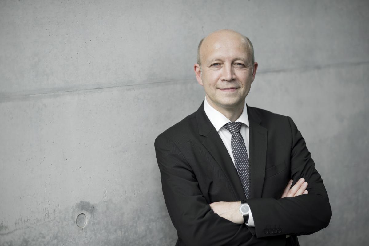 Andreas Kuhlmann, Chief Executive of the German Energy Agency (dena)