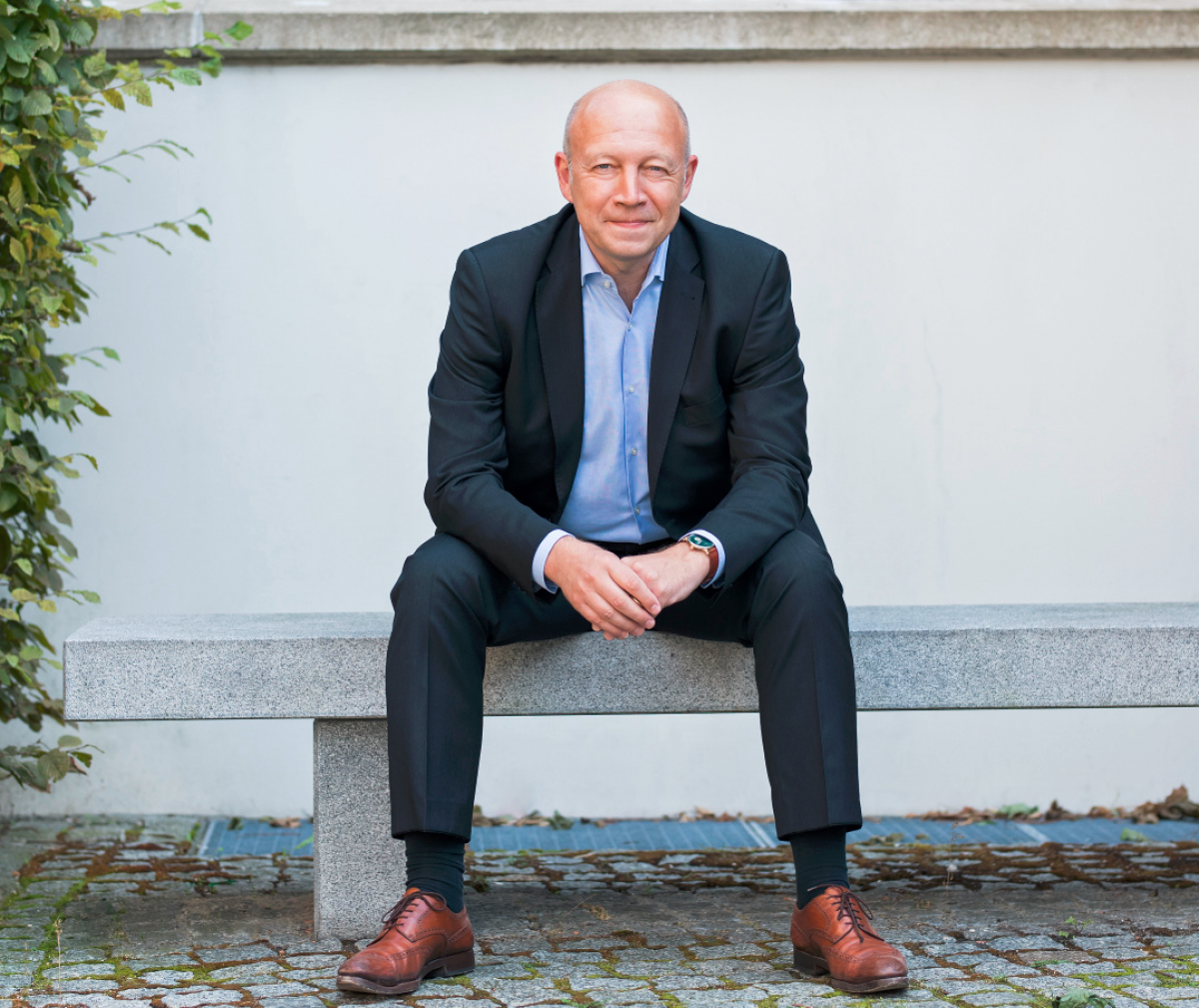 Andreas Kuhlmann heads the German Energy Agency. Photo: dena
