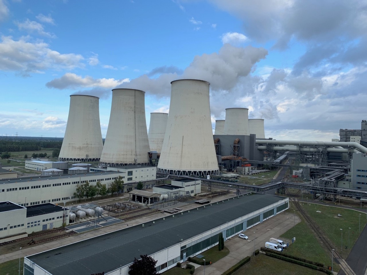 Lignite power plant Jänschwalde in Germany. Photo: Leag 2019.
