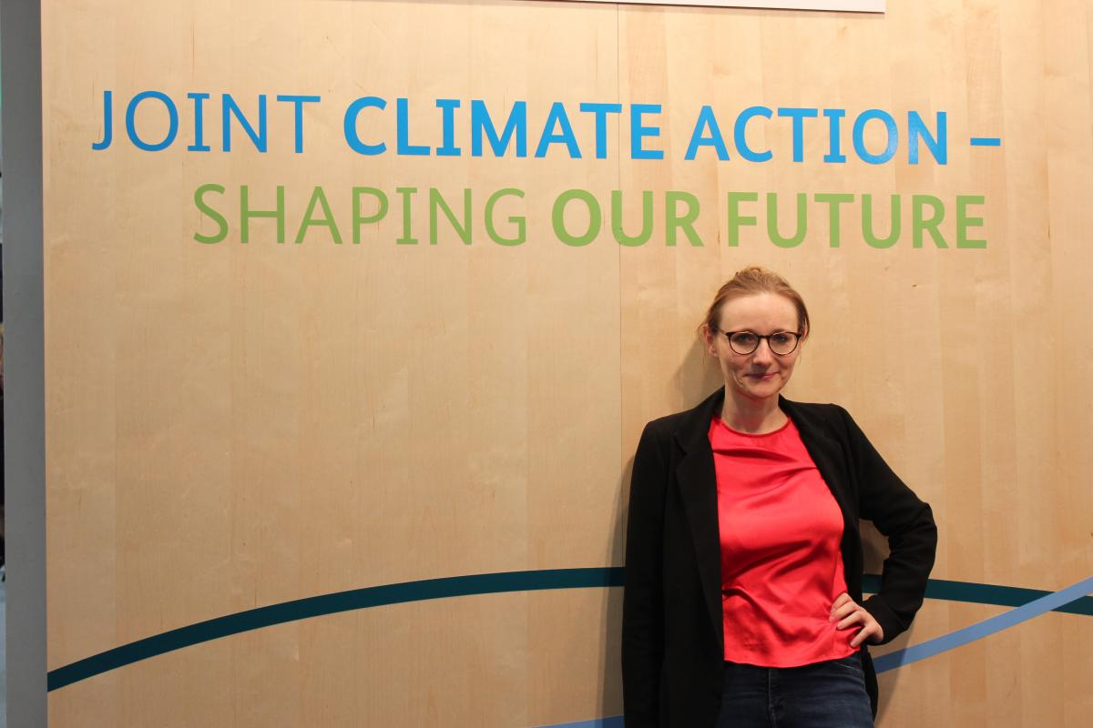 Lisa Badum is the Green parliamentary group's climate policy spokesperson in the German Bundestag. Photo: Badum.