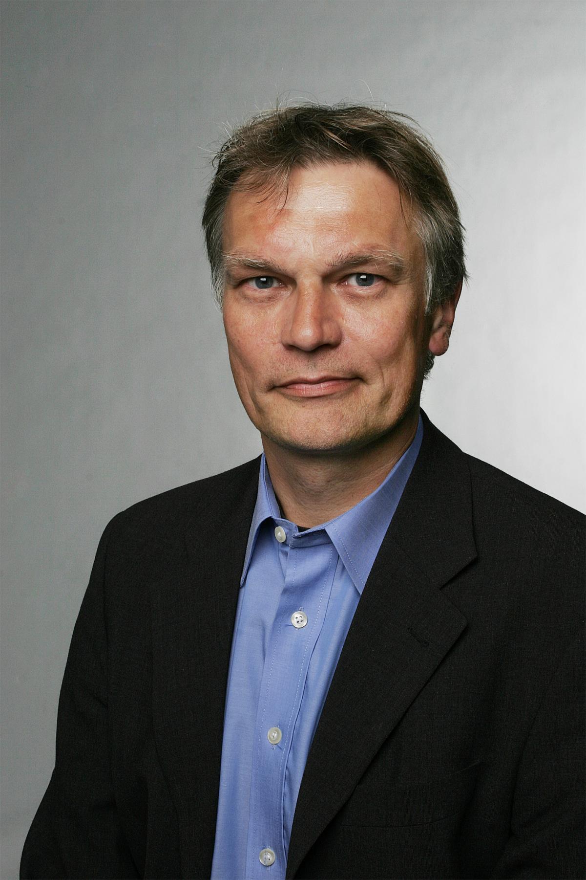 Manuel Frondel is an energy economst at the RWI Essen. Photo: Julia Bracht