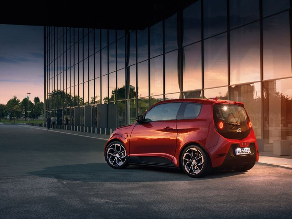 German e-car pioneer says cars should have smaller battery and