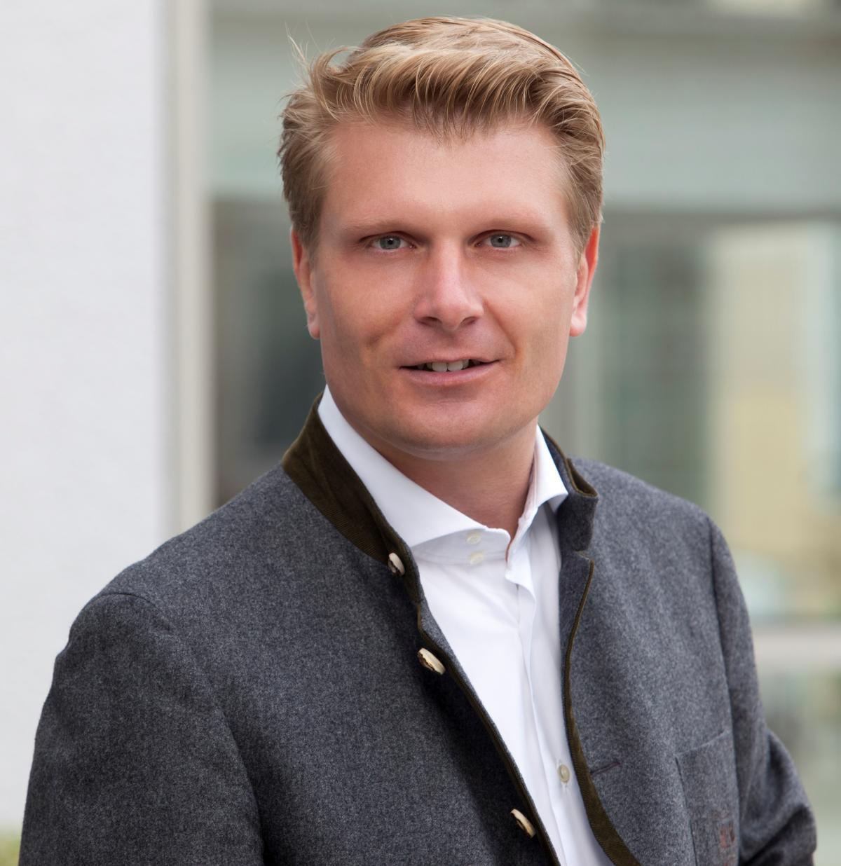 Thomas Bareiß, Member of the German Bundestag and Representative for Energy Policy of the CDU/CSU Parliamentary Group, 2016.