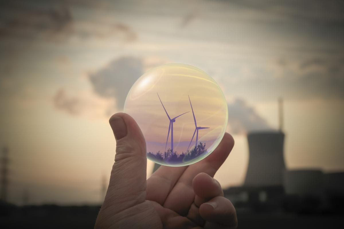 Gaze into CLEW's crystal ball for the Energiewende's course in 2017 / Credit - were