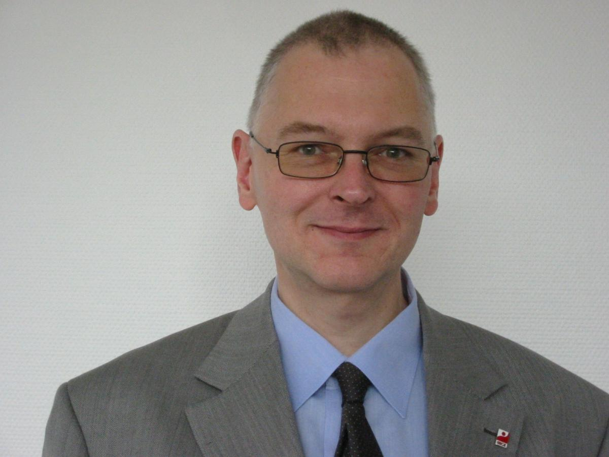 Ralf Bartels, Head of Energy Transition / Sustainability Department at the Trade Union for Mining, Chemicals and Energy Industries (IG BCE).
