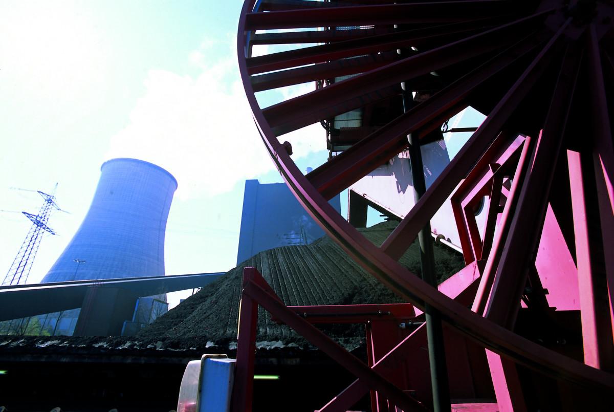 Hard coal plant Ibbenbüren by operator RWE. Photo: RWE AG