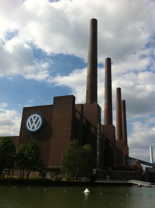 Unmatched heavyweight: VW's parent plant in Wolfsburg. Source: Pixabay