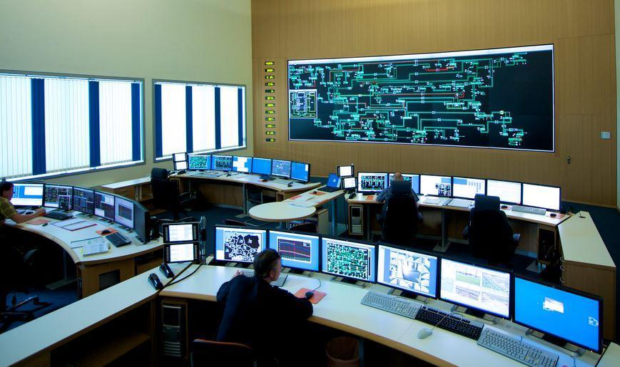 Transmission grid control centre