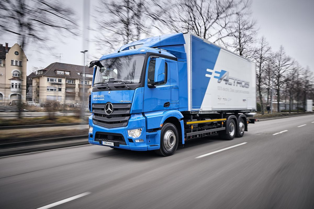 How Germany is greening its growing freight sector to meet