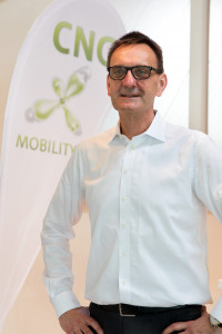 Stephen Neumann, Volkswagen Group Officer for Natural Gas Mobility. Source - Volkswagen 2018.