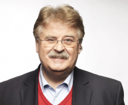 Elmar Brok, CDU politician, Member of the European Parliament (EP) and former chairman of the EP foreign affairs committee. Source - Brok.