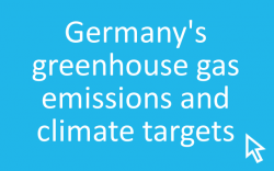 Click here for Germany's greenhouse gas emissions and climate targets.