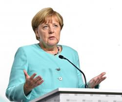 Incumbent Chancellor and candidate for the Christian Democratic Union, Angela Merkel. Photo: Pixabay.
