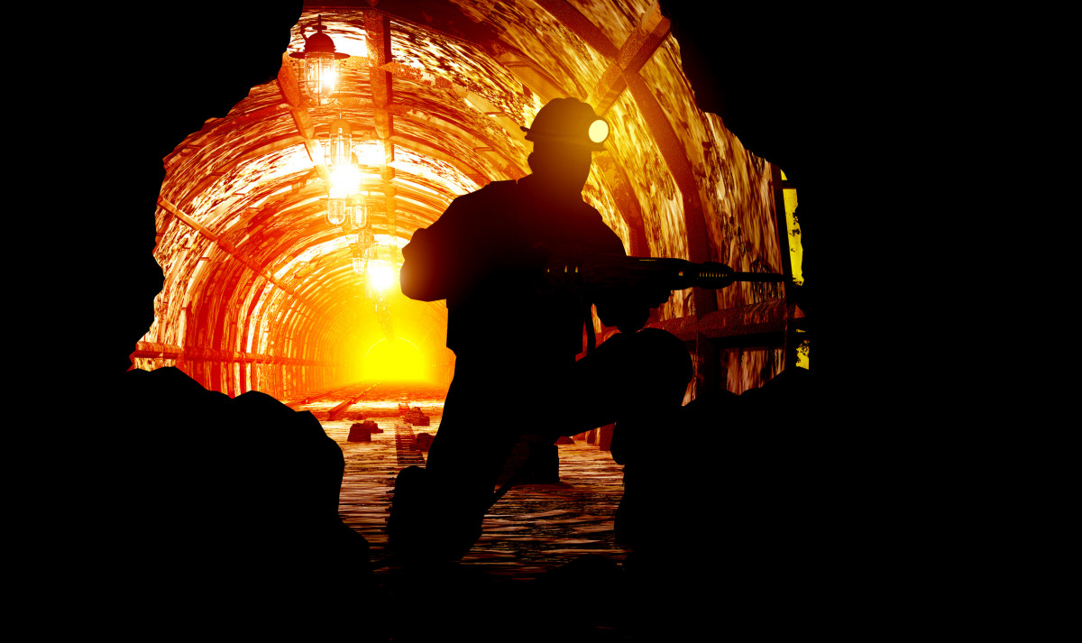 German domestic hard coal mining ended in 2018 because it wasn't profitable. Photo: Fotolia.