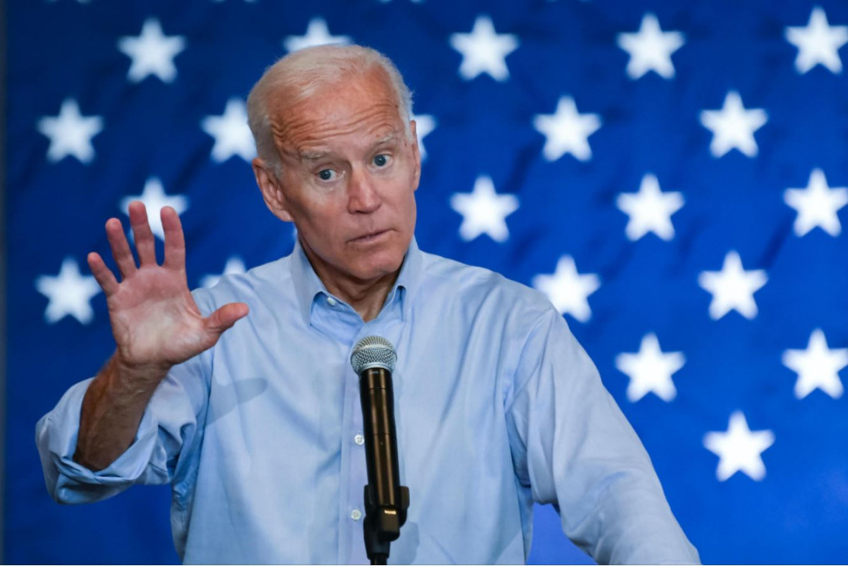 Joe Biden has promised to re-join the Paris Agreement and make climate change a priority if elected this November (Image: Alamy)