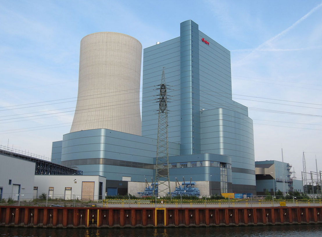 Phased in amid phase-out: hard coal plant Datteln 4 will likely start operation in summer 2020. Photo: Uniper